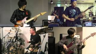 ANGRA - Angels And Demons (Full Band Cover)