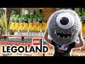 Playing All The Carnival Games At Legoland