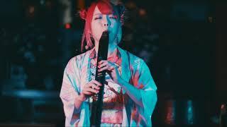AKAI「EWI SOLO」の公式プロモーションビデオにユッコ・ミラーが出演!