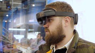 Смотрю в будущее с HoloLens 2 - самый удивительный гаджет 2019... So far...