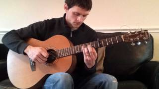 How To Play Old Pine By Ben Howard (guitar Lesson  Tutorial) Part 1