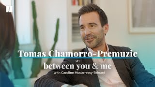 The Case For Discriminating Against Incompetent Men   Tomas Chamorro-Premusic on Between You & Me