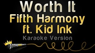 Fifth Harmony - Worth It (Karaoke Version)