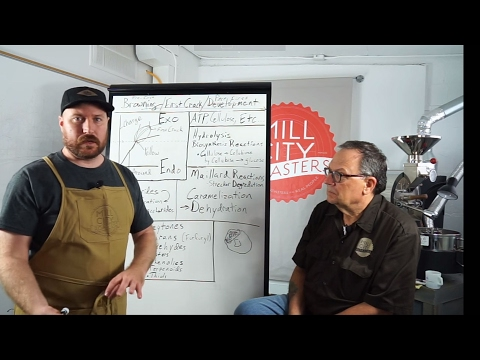 Roaster School Online - Ep #3 - First Crack