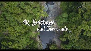 4K Brisbane and Surrounds - DJI Mavic Pro