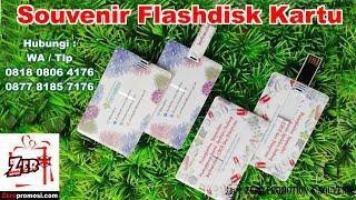 Jual Flashdisk Kartu Custom - Usb Kartu Promosi Murah