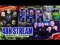 48 Stunden Stream ESKALATION #2 🔥OTW PACK OPENING + 1. Weekend League 😱 FIFA 22 LIVE 🔴