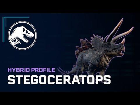Hybrid Profile - Stegoceratops thumbnail
