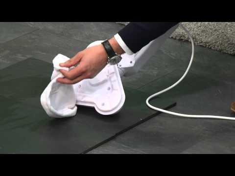 Sichler Haushaltgeräte Kompakter Dampfbesen, 1500 W