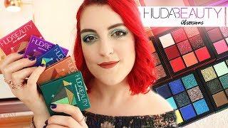 QUOI?! 😱 5 nouvelles palettes chez Huda Beauty ?! | LOdoesmakeup | Kholo.pk