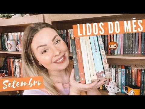 Lidos de setembro | Isa do Apego Literário