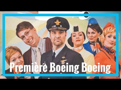 Boeing Boeing: ,,Reusachtige clichés zorgen voor de perfecte klucht''