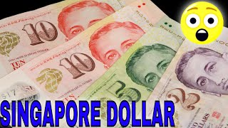 Singapore currency   Singapore dollar rate today in India