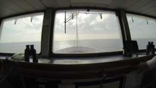 preview picture of video 'In navigazione verso Capraia (HD)'