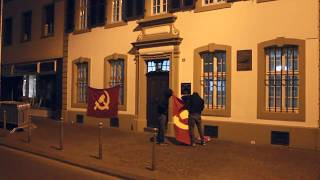 FRG - Video: 200th birthday of Karl Marx in Trier