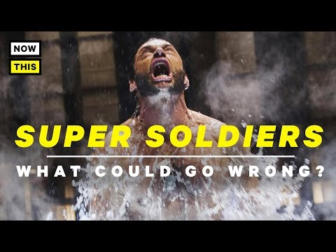 What Could Go Wrong With Super Soldiers? | NowThis Nerd