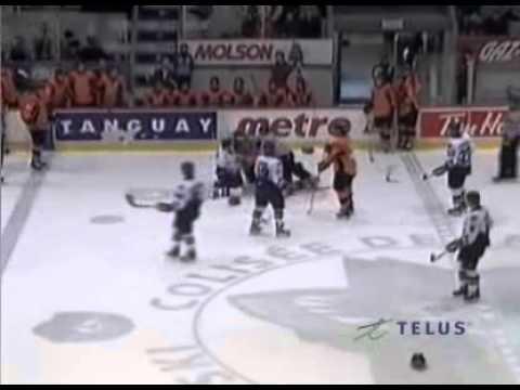 Julien Levasseur vs. Mitchell Porowski
