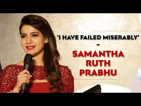 Samantha Ruth Prabhu  - Mercedes Benz RITZ STYLE AWARDS (Chennai Edition) - 2015