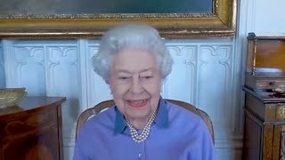 video: The Queen recalls working 'very hard' in 1941 for a life saving badge which she thought was 'very grand'