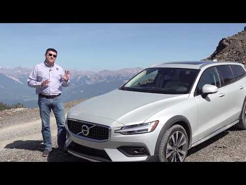 External Review Video fMPQ-WIi4pI for Volvo V60 (2nd Gen) Cross Country Wagon