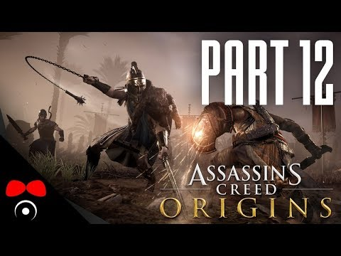 ŠPLH NA PYRAMIDU! | Assassin's Creed: Origins #12