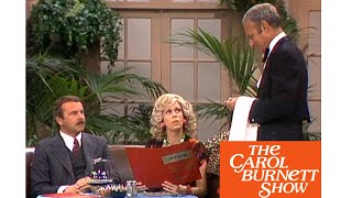 Mrs. Wiggins: At Lunch from The Carol Burnett Show