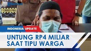 Pria di Semarang Tipu 43 Pembeli Lahan Real Estate, Raup Keuntungan Lebih dari Rp4 Miliar