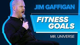 Fitness Goals - Jim Gaffigan (Mr. Universe)