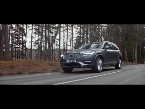 Volvo XC 90 Паркетник класса J - рекламное видео 2