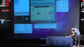 "TEDxPSU - Jordan ""DJ Earworm"" Roseman - Music from the Crowd | Kholo.pk"
