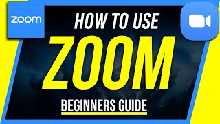 How to Use Zoom - Free Video Conferencing & Virtual Meetings