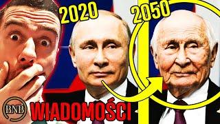 PILNE! Rosja ZMIENIA KONSTYTUCJĘ! Putin będzie RZĄDZIŁ DOŻYWOTNIO | WIADOMOŚCI