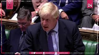 """البرلمان البريطاني يرفض الجدول الزمني لـ """"بريكست"""""""