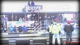 Northern Ireland Drift Series: Where the brave dare!