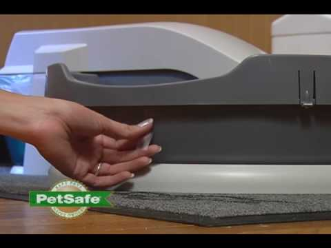 PetSafe Simply Clean Litter Box Video