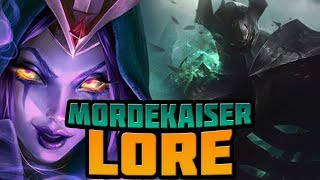 Story of Mordekaiser Up to Date