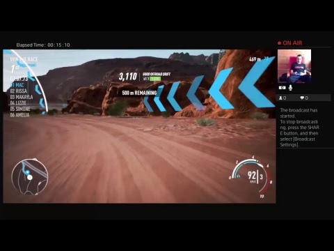 Shim Plays Need For Speed Payback on PS4