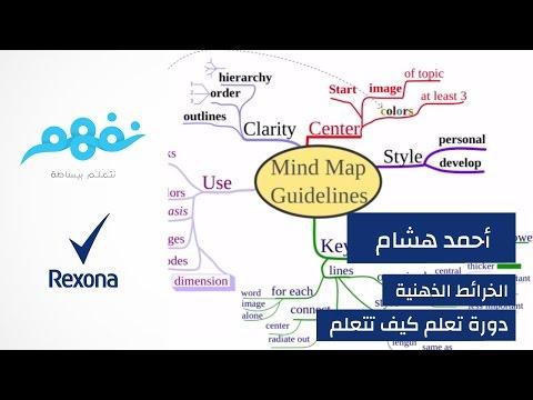 مسابقة تعلم كيف تتعلم: الخرائط الذهنية كأدالة للتعلم | برعاية ريكسونا | موقع نفهم