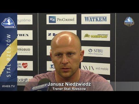 Wypowiedzi: Stal Rzeszów - Sokół Sieniawa 3-0 [WIDEO]