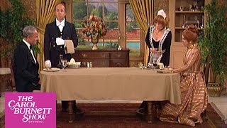 The Butler and the Maid from The Carol Burnett Show (full sketch)