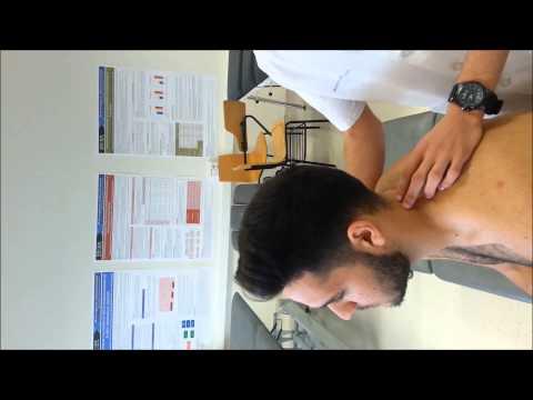 El tratamiento del cuello nervio pinzado