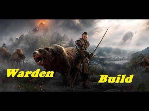 Stamina Warden PvP Build — Elder Scrolls Online
