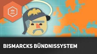Bismarcks Bündnissystem   Die Außenpolitik Bismarcks ● Gehe Auf SIMPLECLUB.DEGO