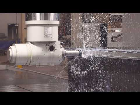 6. ShopSabre CNC – Aerospace Milling of Framesvideo thumb