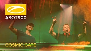 Cosmic Gate - Live @ A State Of Trance 900 2019