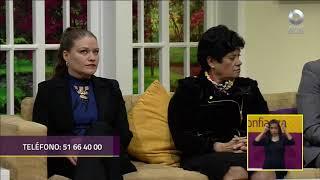 Diálogos en confianza (Salud) - Tratamientos y rehabilitación de personas quemadas