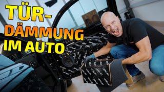 Tür-Dämmung im Auto | Wie geht Fahrzeugdämmung? | ARS24