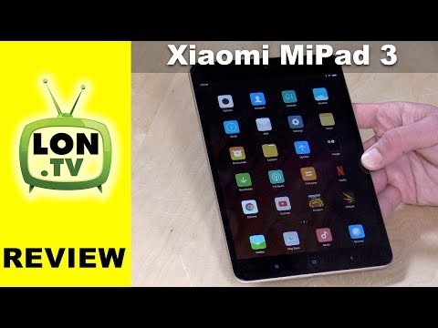 Xiaomi MiPad 3 Android Tablet Review – Premium iPad Mini Alternative