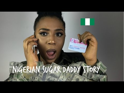 STORYTIME | My Nigerian Sugar Daddy w/ Proof &  I Call Him !!