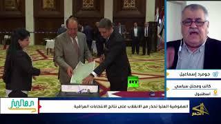 برنامج دهاليز السياسة _ حول الانتخابات العراقية